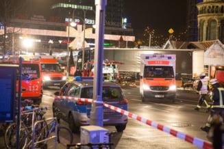 Atacatorul din Berlin este un refugiat de-abia sosit in Germania
