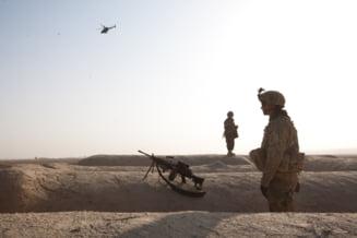 Atacul din Afganistan in urma caruia au murit cei doi romani a fost revendicat