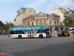 Atacuri armate in centrul Barcelonei: Cel putin doua victime