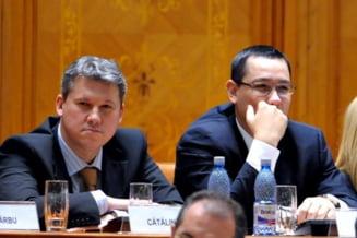 "Atacurile dintre Ponta si Predoiu, faza pe ""modelul german"": Puterea totala vs. gainile moarte"