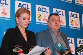Atanasiu: Iohannis o sustine pe Alina Gorghiu pentru sefia PNL