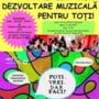 Atelier muzical pentru persoanele de orice varsta, organizat de Asociatia culturala Vis de Artist Botosani
