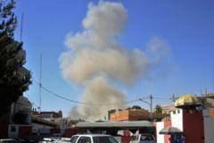 Atentat cu bomba intr-un centru de vot din Kabul: Cel putin 31 de morti