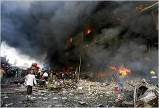 Atentat in Irak, la aniversarea a 10 ani de la invazia SUA: 56 de morti