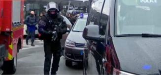 """Atentat pe aeroportul din Orly: Un barbat a fost ucis. Era pregatit sa moara """"in numele lui Allah"""" - UPDATE Martori povestesc momentele de groaza"""
