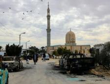 Atentat sangeros in Egipt: Atacatorii purtau steagul Statului Islamic