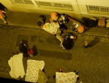 Atentate la Paris: Pusti Kalasnikov, descoperite in masina gasita la Montreuil