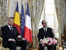 Atentate teroriste la Paris: Mesaje ale oficialilor romani - de la compasiune la solutii radicale de la Traian Basescu (Video)