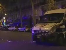 Atentate teroriste la Paris: Mesajul transmis de presedintele Klaus Iohannis
