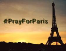 Atentate teroriste la Paris Messi si Cristiano Ronaldo, reactii emotionante dupa tragedia din Franta