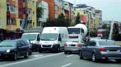 Atentie! Drum de cosmar spre Aeroportul Bacau