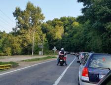 Atentie, soferi! E aglomeratie mare pe Valea Prahovei si pe Autostrada Soarelui