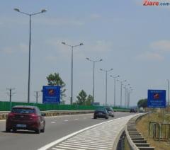 Atentie, soferi! E aglomeratie pe autostrada Bucuresti - Constanta