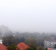 Atentie, soferi! E cod galben de ceata in Constanta, Tulcea, Ialomita, Calarasi si pe A2