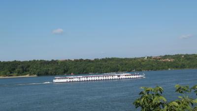 Atentie, soferi! Podul peste Dunare de la Giurgiu, blocat de muncitori nemultumiti