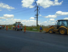 Atentie, soferi! Se fac lucrari de reparatii pe Autostrada Soarelui