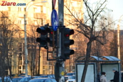 Atentie, soferi! Sunt 10 semafoare defecte in Bucuresti, traficul este aglomerat