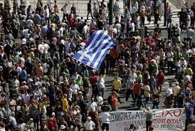 Atentie, turisti! Greva generala in Grecia