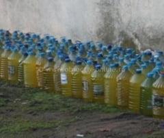 Atentie amatori de chilipiruri - La Dragalina inca se vinde suc in loc de motorina