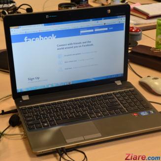 Atentie ce postezi pe Facebook, angajatorii iti verifica profilul
