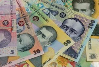 Atentie la banii falsi de pe piata! Bancnota de 100 de lei, cea mai falsificata