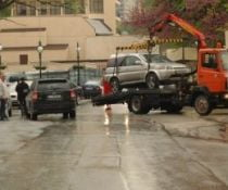 Atentie unde parcati in Bulgaria: masinile romanesti, ridicate cu prioritate