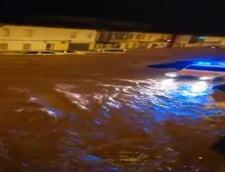 Atentionare MAE: Ploi torentiale, inundatii si vant, in Spania (Video)