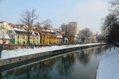 Atentionare MAE de calatorie in Slovenia: Caderi masive de zapada, intensificari ale vantului si inundatii