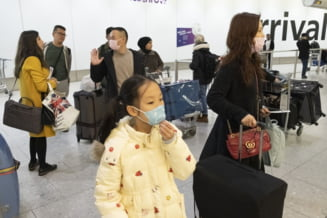 Atentionare de calatorie pentru China, Hong Kong si Macao cu privire la coronavirus: Nivelul de alerta e 3, cel mai ridicat