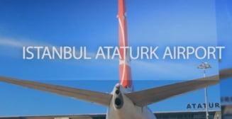 Atentionare de calatorie pentru Turcia cu privire la aeroportul Ataturk din Istanbul