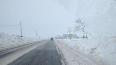 Atentionare de calatorie pentru Ungaria, Serbia si Slovenia, din cauza ninsorilor
