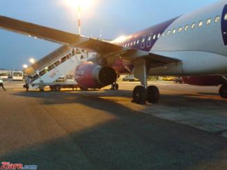 Aterizare de urgenta pe Otopeni: Un pasager a facut accident cerebral la bord