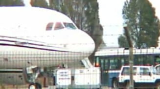 Aterizare de urgenta pe aeroportul din Constanta