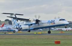 Aterizare dificila a unui avion cu pasageri: Pilotului i-a cazut bratul