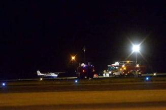 Aterizare facuta de un simplu pasager, dupa ce pilotul a murit la bord