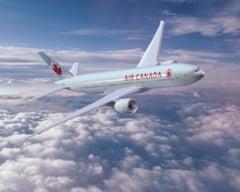 Aterizare ratata: Un avion cu 132 de pasageri a iesit in decor pe Aeroportul Halifax