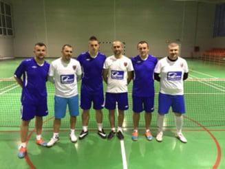 Athletic Slatina tot pe locul secund in clasamentul Diviziei A