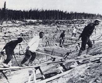 Ati merge in tabara in gulagul din Siberia?