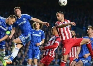 Atletico Madrid - Chelsea se joaca marti la Bucuresti. Cele doua echipe au dezamagit in meciurile de campionat