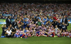 Atletico Madrid a castigat Supercupa Spaniei, in fata rivalei Real Madrid