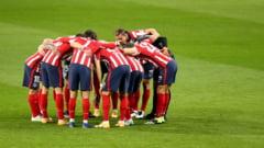 Atletico Madrid a castigat ultimul meci din an si termina 2020 pe primul loc in Spania