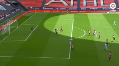 Atletico Madrid a invins Osasuna cu 5-0, in deplasare