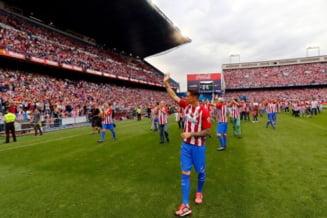 Atletico Madrid are interzis la transferuri pana in 2018
