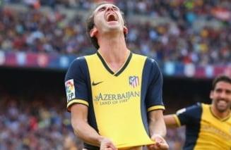 Atletico Madrid castiga campionatul Spaniei pe terenul Barcelonei