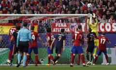 Atletico Madrid se califica eroic in finala Ligii Campionilor de la Milano