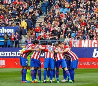 Atletico Madrid se califica in sferturile de finala ale Ligii Campionilor