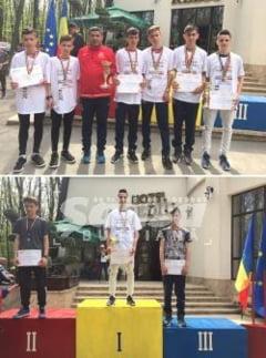 Atletii de la SCM Buzau, doua titluri la Nationalele de cros!