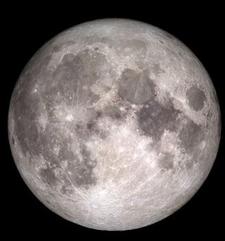 Atmosfera Terrei se intinde mult dincolo de orbita Lunii - studiu