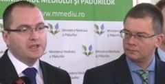 Attila Korodi a preluat Ministerul Mediului: Voi ara tara