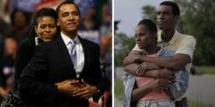 """Au aparut primele extrase din filmul """"First Date"""", despre povestea de dragoste a cuplului Obama"""